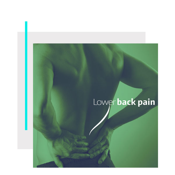 lower back pain umente