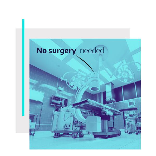 no surgery operation room umente