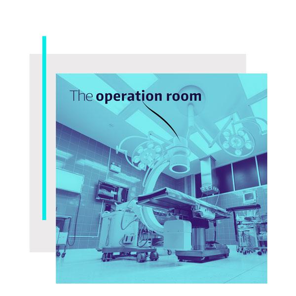 operation room umente