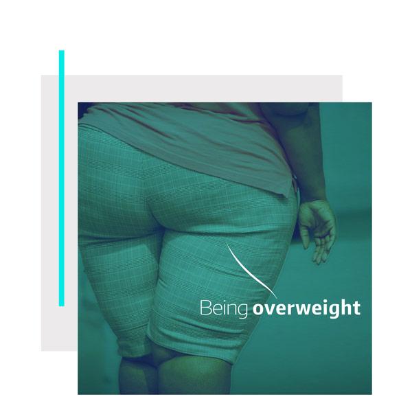 overweight umente